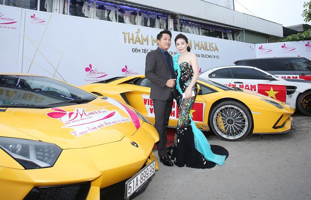 Hoa hậu Ngọc Hân, Mỹ Linh đồng loạt diện váy khoe trọn vai trần, nhưng nhìn sang Huyền My ai cũng choáng hơn cả! - Ảnh 11.