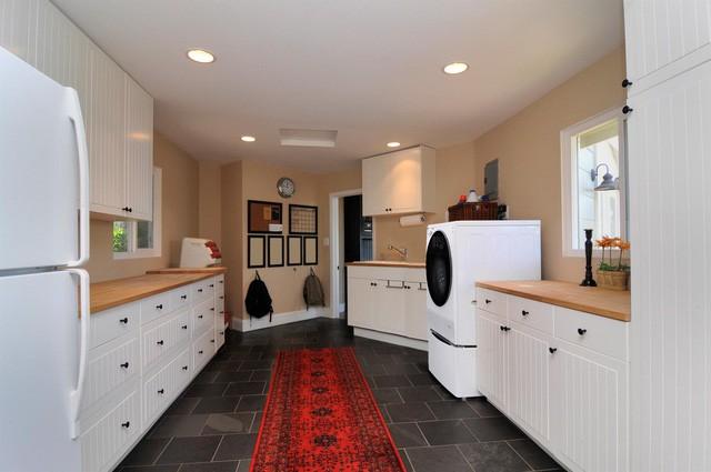 Thực hư chuyện không nên đặt máy giặt trong phòng bếp? - Ảnh 2.