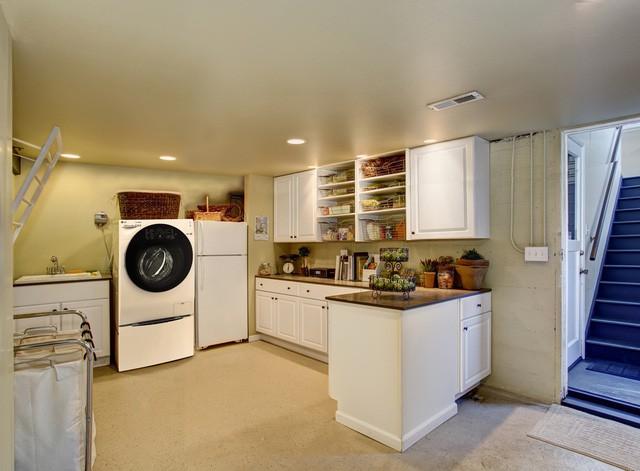 Thực hư chuyện không nên đặt máy giặt trong phòng bếp? - Ảnh 4.