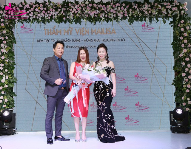 Hoa hậu Ngọc Hân, Mỹ Linh đồng loạt diện váy khoe trọn vai trần, nhưng nhìn sang Huyền My ai cũng choáng hơn cả! - Ảnh 7.