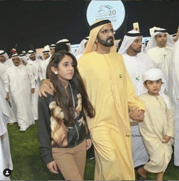 Hai tiểu công chúa Dubai từng làm chao đảo cộng đồng mạng giờ đã trưởng thành với vẻ ngoài xinh đẹp hết phần thiên hạ - Ảnh 6.