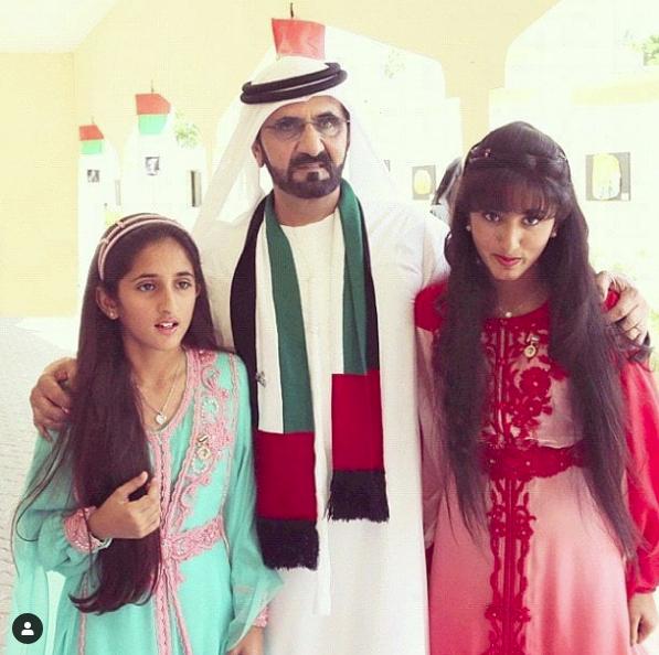 Hai tiểu công chúa Dubai từng làm chao đảo cộng đồng mạng giờ đã trưởng thành với vẻ ngoài xinh đẹp hết phần thiên hạ - Ảnh 10.