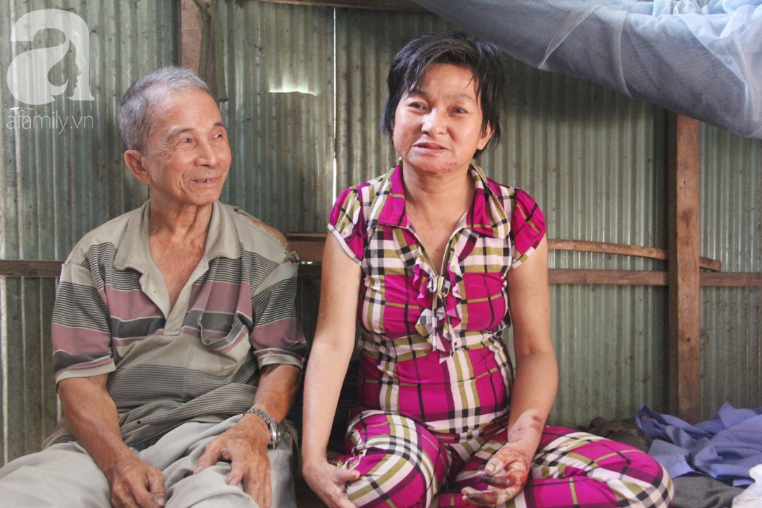 Rớt nước mắt cảnh cha già có đến 6 người con nhưng cuối đời phải chăm con gái bệnh tật không tiền chữa - Ảnh 16.