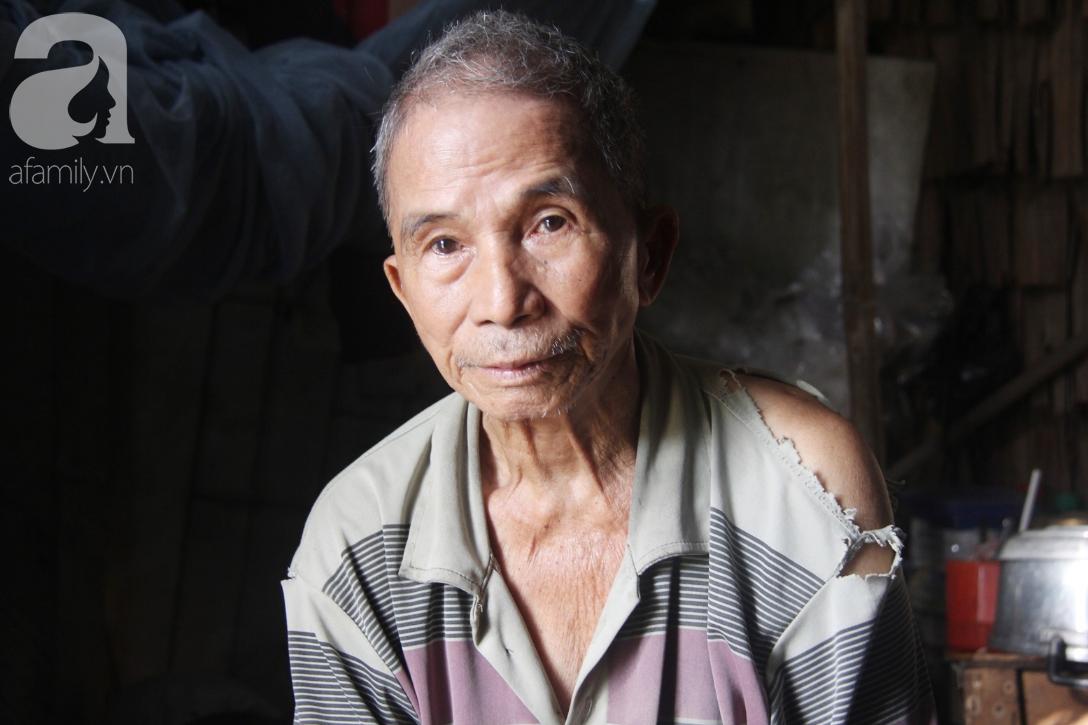 Rớt nước mắt cảnh cha già có đến 6 người con nhưng cuối đời phải chăm con gái bệnh tật không tiền chữa - Ảnh 8.