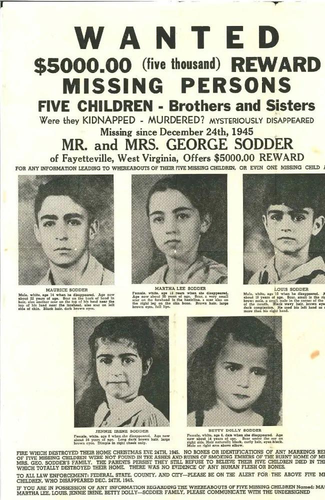 Câu hỏi không lời đáp trong vụ mất tích bí ẩn 73 năm trước: Chuyện gì đã xảy ra với 5 anh em nhà Sodder vào đêm Giáng sinh? - Ảnh 2.