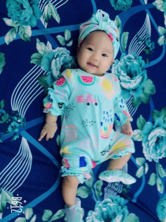 Nhờ giãn cữ bú, cai ti đêm, mẹ Sài Gòn đã luyện con ngủ xuyên đêm 11 tiếng từ khi 3 tháng tuổi - Ảnh 3.