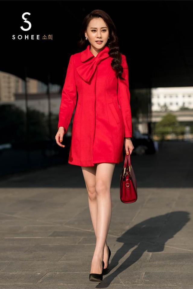 Phương Oanh 'Quỳnh búp bê' trở thành 'nàng thơ' của thương hiệu Sohee - Ảnh 10.