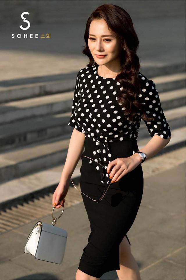 Phương Oanh 'Quỳnh búp bê' trở thành 'nàng thơ' của thương hiệu Sohee - Ảnh 11.