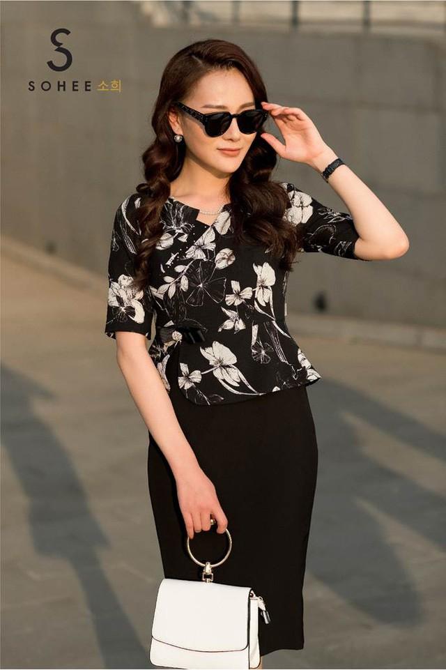 Phương Oanh 'Quỳnh búp bê' trở thành 'nàng thơ' của thương hiệu Sohee - Ảnh 2.