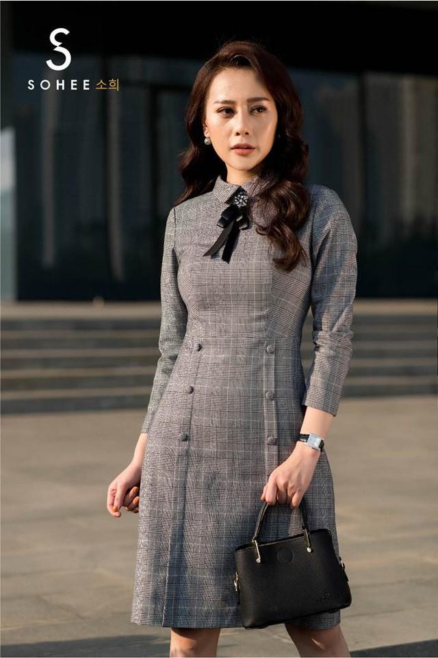 Phương Oanh 'Quỳnh búp bê' trở thành 'nàng thơ' của thương hiệu Sohee - Ảnh 3.