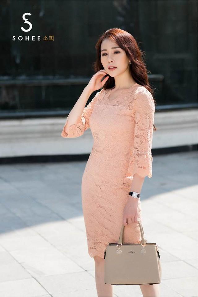 Phương Oanh 'Quỳnh búp bê' trở thành 'nàng thơ' của thương hiệu Sohee - Ảnh 4.
