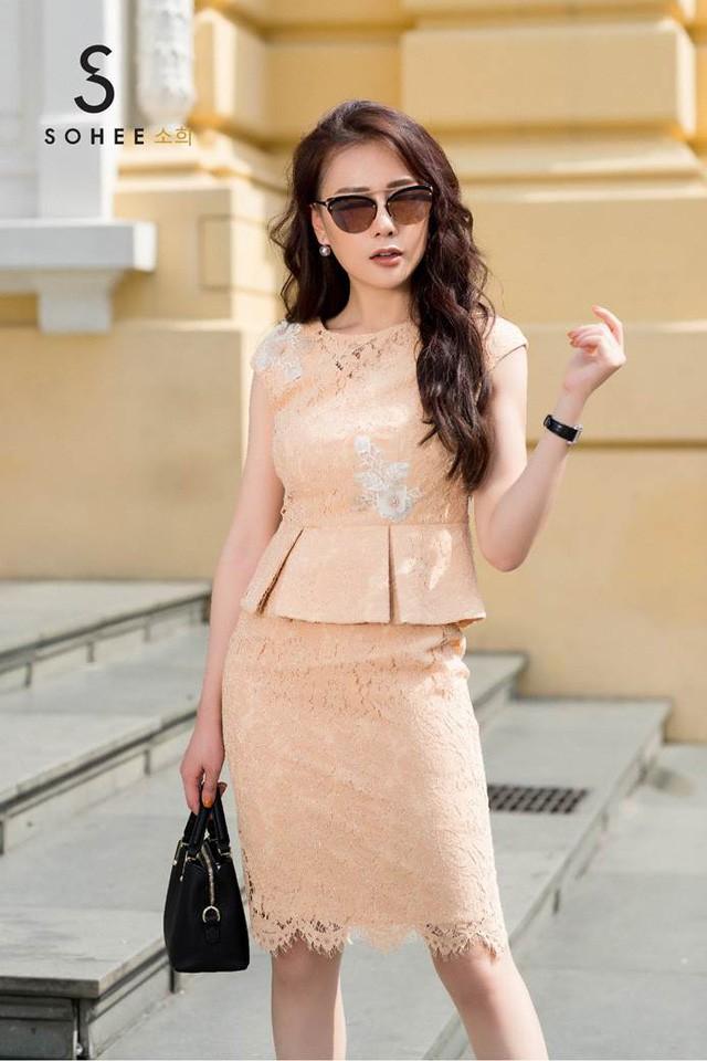 Phương Oanh 'Quỳnh búp bê' trở thành 'nàng thơ' của thương hiệu Sohee - Ảnh 5.