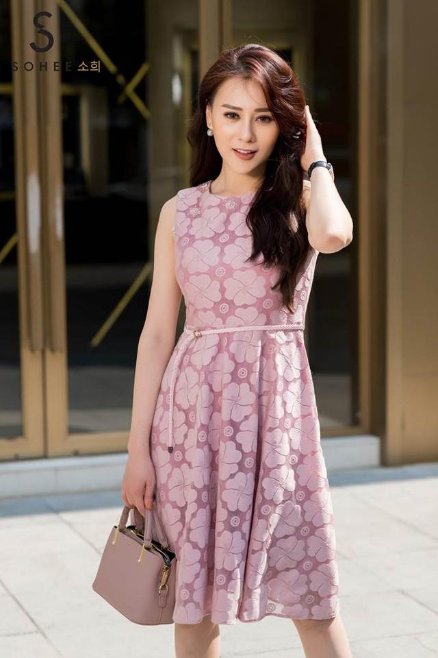 Phương Oanh 'Quỳnh búp bê' trở thành 'nàng thơ' của thương hiệu Sohee - Ảnh 6.