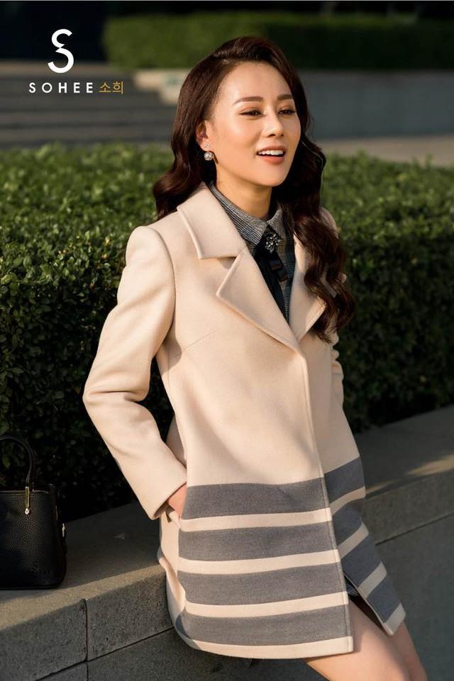 Phương Oanh 'Quỳnh búp bê' trở thành 'nàng thơ' của thương hiệu Sohee - Ảnh 7.