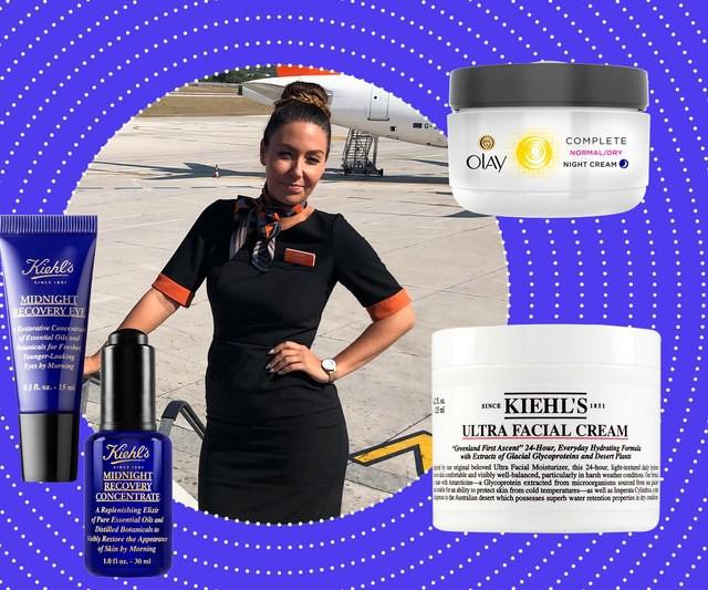 Muốn biết đâu là sản phẩm dưỡng ẩm đỉnh nhất, ta chỉ việc hỏi các tiếp viên hàng không xem họ dùng gì - Ảnh 8.