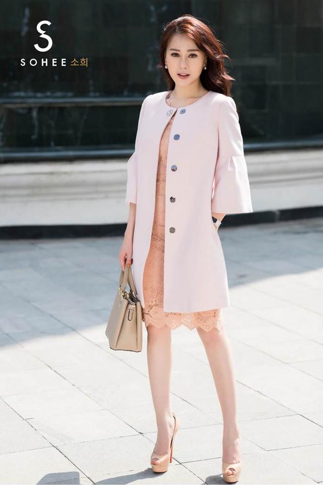 Phương Oanh 'Quỳnh búp bê' trở thành 'nàng thơ' của thương hiệu Sohee - Ảnh 9.