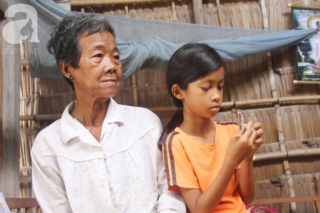 Bố chết, mẹ bỏ đi từ lúc lọt lòng, bé gái 11 tuổi mắc bệnh tim bẩm sinh sống cùng bà nội già yếu - Ảnh 7.