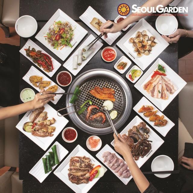 Bộ ba thương hiệu ẩm thực nổi tiếng sắp có mặt tại Lotte Mart Quận 7, TP.HCM - Ảnh 1.