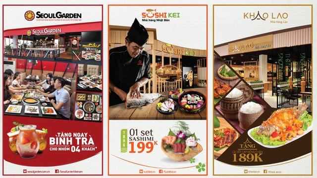 Bộ ba thương hiệu ẩm thực nổi tiếng sắp có mặt tại Lotte Mart Quận 7, TP.HCM - Ảnh 10.
