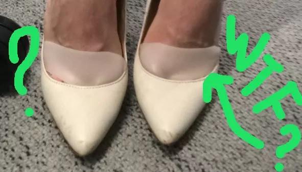 Để giảm đau chân khi đi giày cao gót, cô nàng này đã tìm ra tuyệt kỹ rẻ và hữu hiệu nhất nhờ thứ này - Ảnh 8.