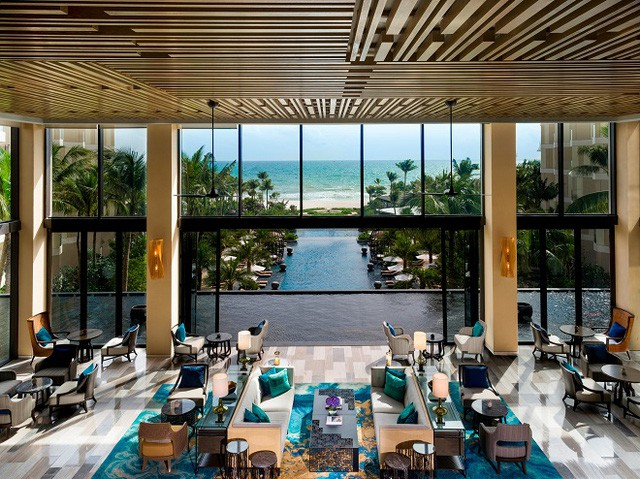 Intercontinental Phu Quoc Long Beach Resort đạt cú đúp 3 giải thưởng danh giá tại World Travel Awards 2018 - Ảnh 2.