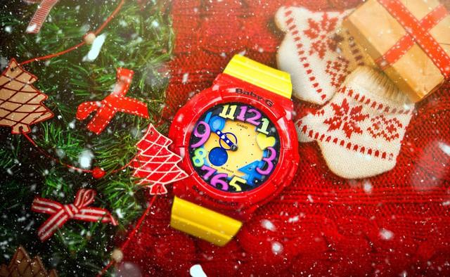 Top 5 mẫu đồng hồ Casio trẻ em chính hãng mùa Noel - Ảnh 4.