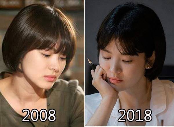 Đóng cùng trai trẻ kém 12 tuổi trong phim mới, Song Hye Kyo đã giảm cân để giữ nhan sắc không tuổi bằng cách này - Ảnh 13.