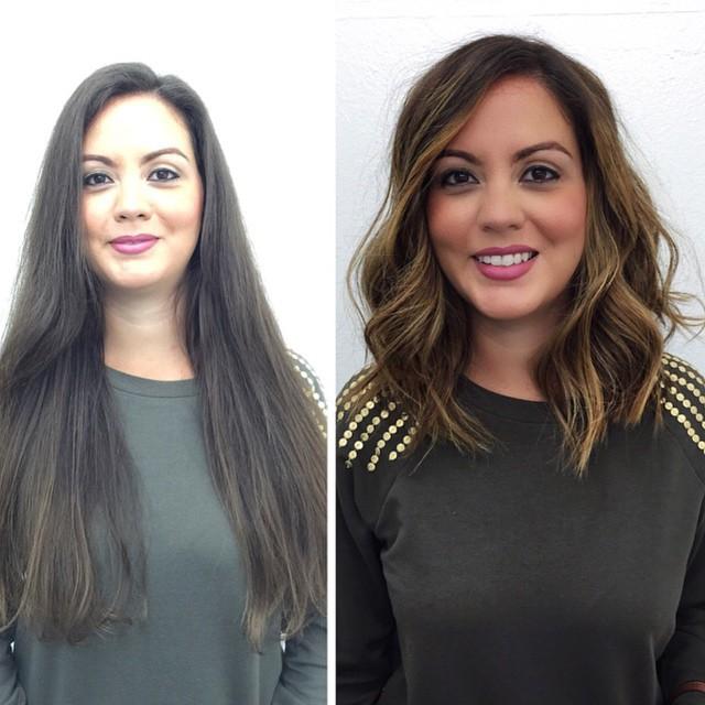 15 hình ảnh lột xác hoàn toàn của chị em chứng minh sức mạnh vi diệu của việc cắt tóc ngắn - Ảnh 15.