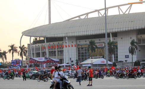 Phá dớp Mỹ Đình hạ Philippines, đội tuyển Việt Nam vào chung kết AFF Cup sau 10 năm chờ đợi - Ảnh 13.