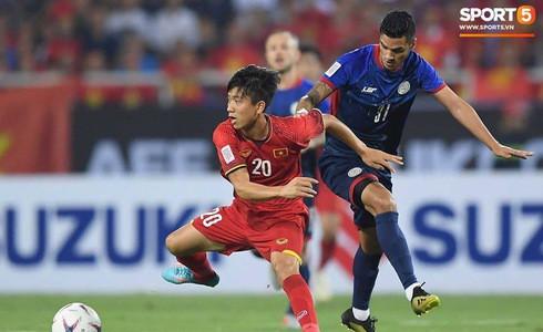Phá dớp Mỹ Đình hạ Philippines, đội tuyển Việt Nam vào chung kết AFF Cup sau 10 năm chờ đợi - Ảnh 6.