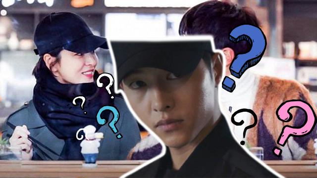 Góc phỏng đoán: Song Hye Kyo mượn mũ của chồng để hẹn hò bí mật với trai trẻ? - Ảnh 4.
