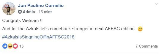 Người Philippines thán phục, chúc Việt Nam gặp may mắn trước Malaysia trong trận chung kết AFF Cup - Ảnh 3.