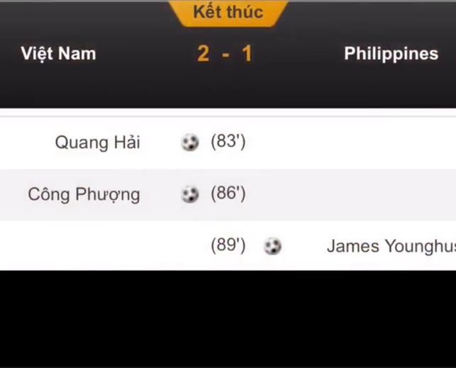 Xuất hiện thánh dự đoán nói chính xác Quang Hải - Công Phượng ghi bàn 2-1 khi trận đấu còn chưa diễn ra - Ảnh 3.