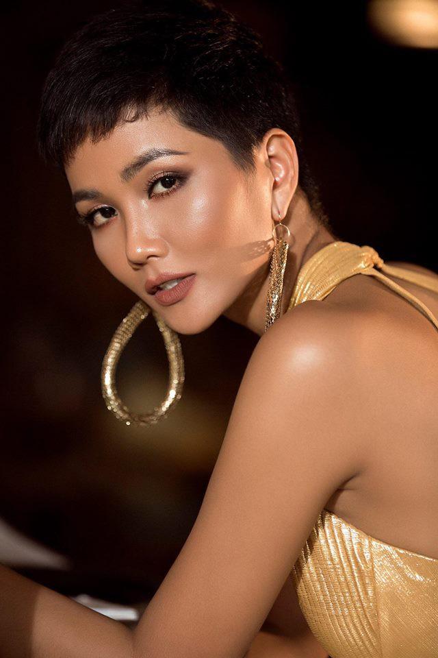Hé lộ bộ cánh đẹp nhất từ trước đến giờ của HHen Niê tại Miss Universe 2018 - Ảnh 3.