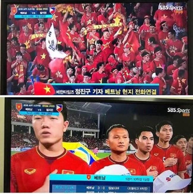 Báo đài Hàn Quốc đồng loạt đưa tin về chiến thắng vang dội của đội tuyển Việt Nam sau 1 thập kỷ chờ đợi - Ảnh 6.