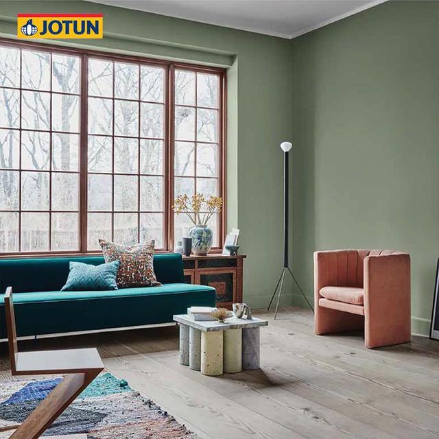 Thêm cá tính cho ngôi nhà bạn với BST màu sắc mới của Jotun - Ảnh 3.