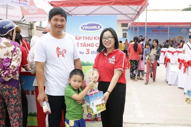 Vinamilk chung tay cùng hội nhi khoa khởi động chương trình cho trẻ suy dinh dưỡng, thấp còi - Ảnh 6.