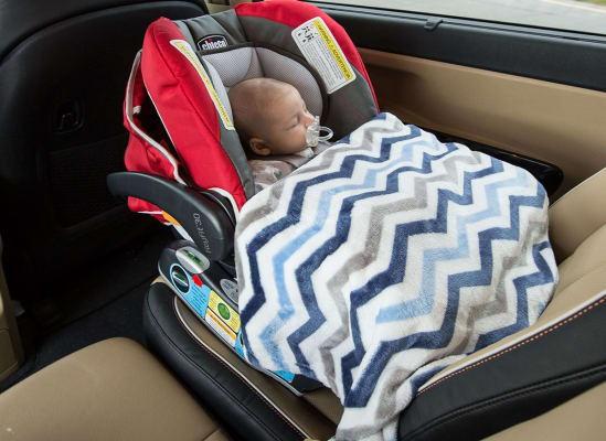 Mặc áo khoác cho trẻ khi đi ô tô có thể gây ra rủi ro đáng sợ như thế này - Ảnh 5.
