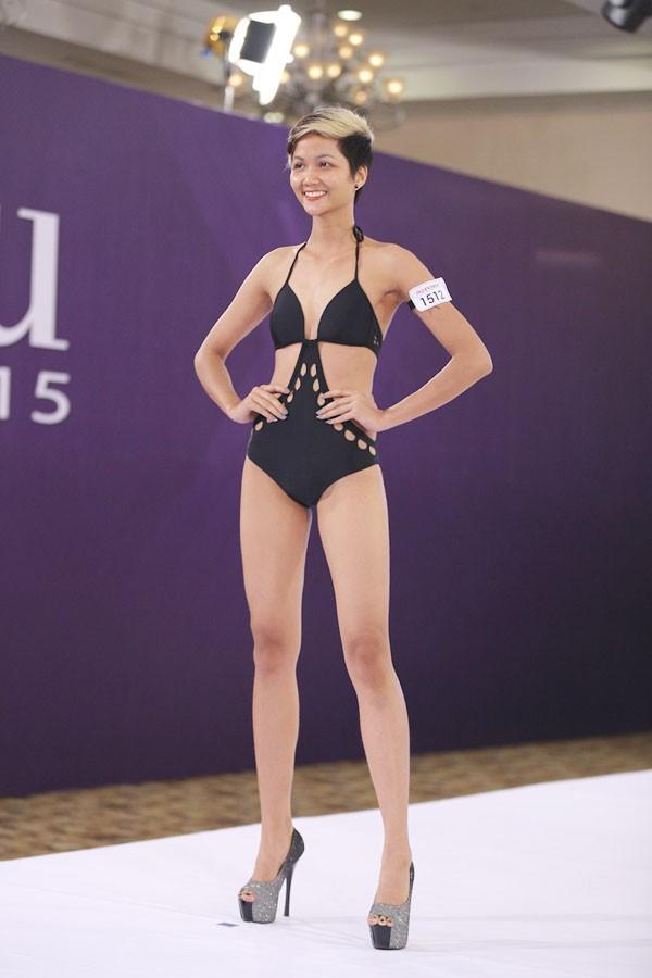 Hành trình nhan sắc của HHen Nie từ khi còn ở Việt Nam Next Top Model đến Tân Hoa hậu Hoàn Vũ Việt Nam 2017 - Ảnh 7.