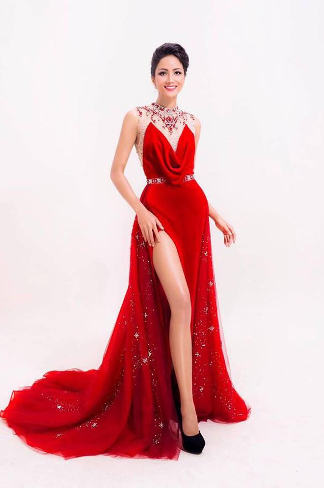 Mới đăng quang được 1 ngày, dân tình đã soi ra Tân Hoa hậu HHen Niê từng đụng hàng cả Kỳ Duyên lẫn Lan Khuê - Ảnh 1.