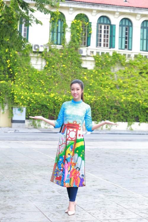 Bật mí cho 'nàng điệu' 5 kiểu áo dài 'thần thánh' vừa đẹp lại vừa thoải mái diện Tết - Ảnh 14.