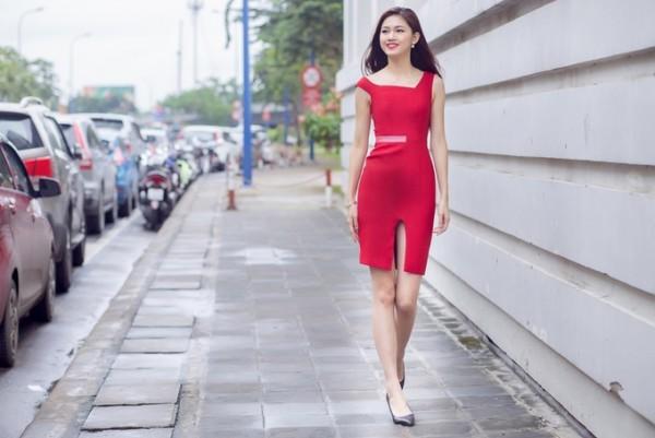 Gu thời trang 'đã mắt' của nàng Á hậu tuổi Tuất - Thanh Tú, người được đồn đoán sẽ tham gia Miss World 2018 - Ảnh 17.