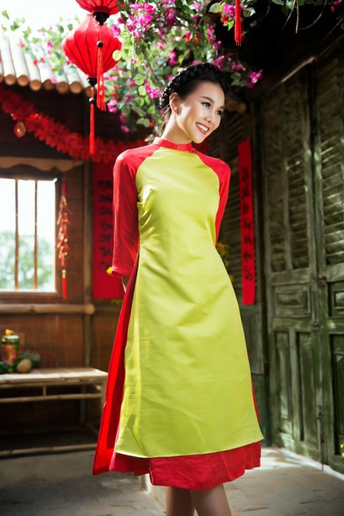 Bật mí cho 'nàng điệu' 5 kiểu áo dài 'thần thánh' vừa đẹp lại vừa thoải mái diện Tết - Ảnh 19.