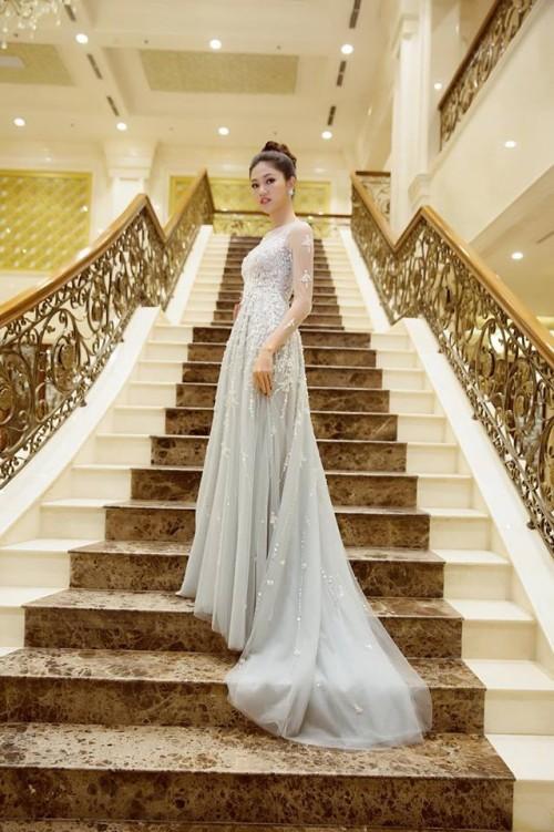 Gu thời trang 'đã mắt' của nàng Á hậu tuổi Tuất - Thanh Tú, người được đồn đoán sẽ tham gia Miss World 2018 - Ảnh 6.
