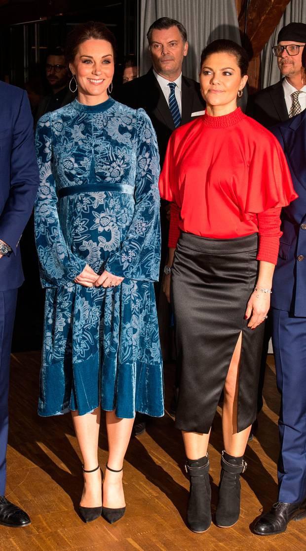 Mặc đẹp suốt ngày, ai ngờ cũng có lúc Kate Middleton bị chê mặc xấu - Ảnh 3.