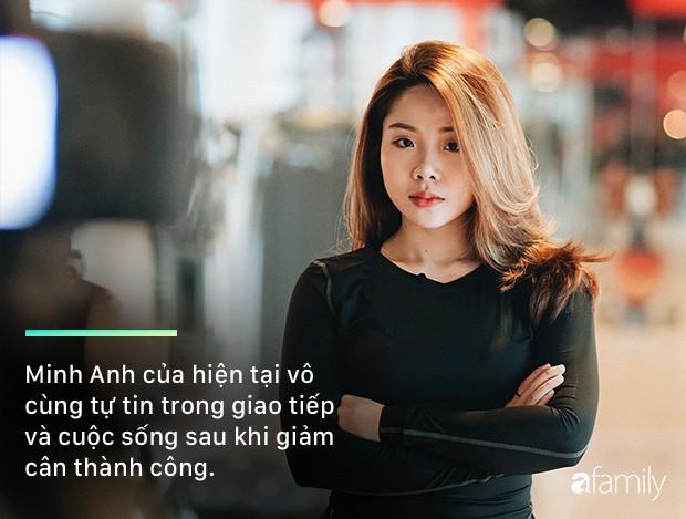 Cô gái này đã giảm cân kỳ tích tới 19kg chỉ trong 3 tháng khiến ai gặp cũng phải xuýt xoa - Ảnh 2.
