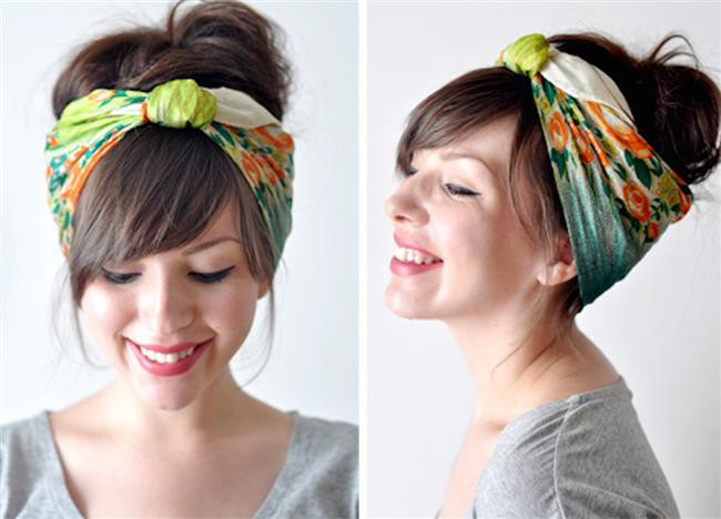 Tự tin giấu tóc bết dầu nhờ những kiểu tóc siêu đẹp và đơn giản trong dịp Tết - Ảnh 2.
