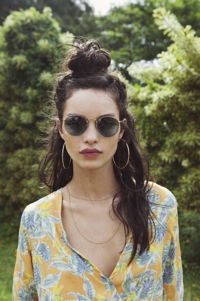 Tự tin giấu tóc bết dầu nhờ những kiểu tóc siêu đẹp và đơn giản trong dịp Tết - Ảnh 7.