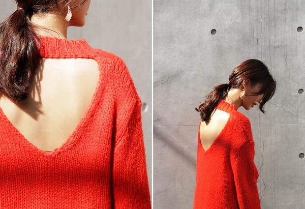 Tết này, nàng điệu đà sẽ thích mê với những biến tấu xinh xắn của chiếc áo len đơn giản - Ảnh 16.