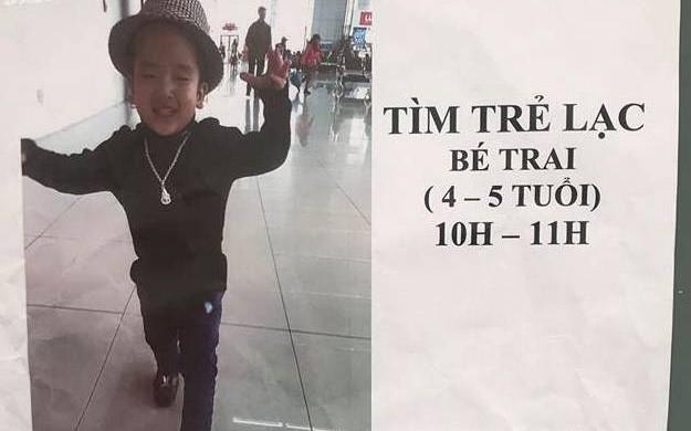 Thái Nguyên: Bé trai 5 tuổi bỗng dưng cầm theo Iphone 7 rời khỏi nhà mất tích